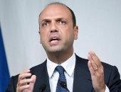 أنجيلينو ألفانو وزير الخارجية الإيطالى
