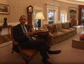 الرئيس الأمريكى السابق باراك أوباما