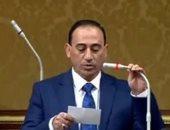 النائب محمد عبد الله زين الدين وكيل لجنة النقل والمواصلات بمجلس النواب