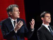 مرشحين اليسار الفرنسى