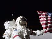 """رائد الفضاء """" Gene Cernan"""""""