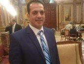 النائب علاء سالم عضو مجلس النواب