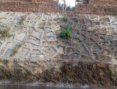 أهالى الإسكان الاجتماعى بمدينة السلام يشكون طفح مياه المجارى