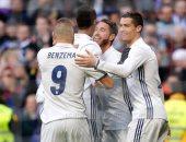 ريال مدريد يتصدر الليجا بـ43 نقطة