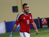 كهربا لاعب منتخب مصر