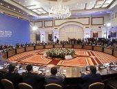 محادثات السلام حول سوريا فى استانا
