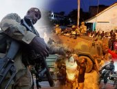 انتشار قوات غرب إفريقيا بجامبيا