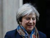 تريزا ماى رئيسة الوزراء البريطانية