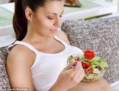 التغذية الصحيحة أثناء الحمل