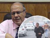 الدكتور أحمد عبد العال رئيس هيئة الأرصاد الجوية