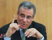 الدكتور وحيد دوس رئيس اللجنة القومية لمكافحة الفيروسات الكبدية
