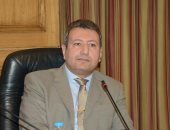 المهندس طارق شكرى رئيس شعبه التطوير العقارى