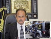 اللواء مجدى عبد الغفار وزير الداخلية