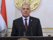 الدكتور محمد عبد العاطى وزير  الموارد المائية والرى