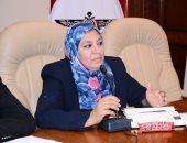 الدكتورة سعاد عبد المجيد رئيس قطاع السكان وتنظيم الأسرة