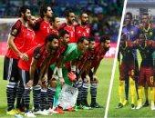 مباراة مصر و الكاميرون