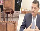 عبده شولح وكيل المجلس التصديرى للأثاث