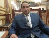النائب ممتاز الدسوقى عضو مجلس النواب