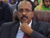 الرئيس الصومالى محمد عبد الله محمد
