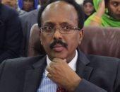 الرئيس الصومالى