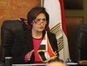 السفيرة نائلة جبر رئيسة اللجنة الوطنية لمكافحة الهجرة غير الشرعية
