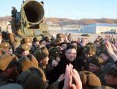 زعيم كوريا الشمالية كيم كونج أون
