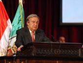 الأمين العام للأمم المتحدة أنطونيو جوتيرس