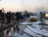 هجوم انتحارى فى بغداد _ صورة أرشيفية