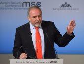 وزير الدفاع الإسرائيلى أفيجدور ليبرمان