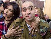 الجندى الإسرائيلى