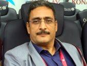 شريف عبد الباقى رئيس الاتحاد المصرى للالعاب