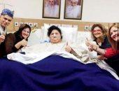 إيمان أسمن امرأة فى العالم بعد خسارة 40 كيلو