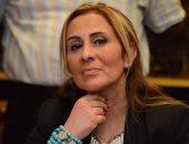 رئيسة التلفزيون نائلة فاروق
