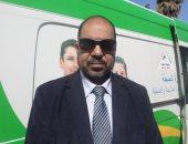 الدكتور السيد عبد الجواد وكيل وزارة الصحة بالأقصر