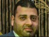 ياسر الشيخ رئيس شعبة الملابس الجاهزة