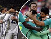 ريال مدريد يستعيد صدارة الليجا من برشلونة
