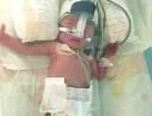 طفل حديثى الولادة - صورة ارشيفية
