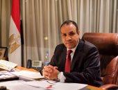 السفير بدر عبدالعاطى سفير مصر بألمانيا