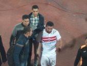 أسامة إبراهيم لاعب سموحة