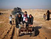 نازحون عراقيون - أرشيفية