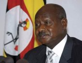 الرئيس الأوغندى