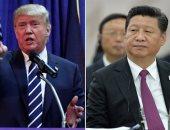 الرئيس الصينى ونظيره الأمريكى