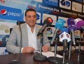عصام عبد الفتاح عضو مجلس إدارة اتحاد الكرة و المشرف على الحكام