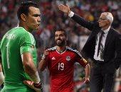 كوبر ونجوم منتخب مصر