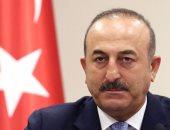 وزير الخارجية التركى جاويش أغلو