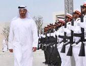 الشيخ محمد بن زايد آل نهيان ولي عهد أبوظبي نائب القائد الأعلى للقوات المسلحة الإماراتية
