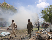 تفجير الصومال- أرشيفية