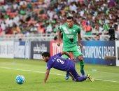 محمد عبد الشافى لاعب الأهلى السعودي