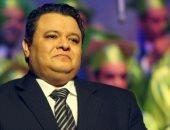 المخرج خالد جلال رئيس قطاع الإنتاج الثقافى
