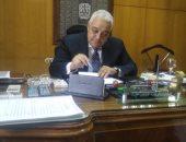 السفير ياسر النجار رئيس القابضة الكيماوية